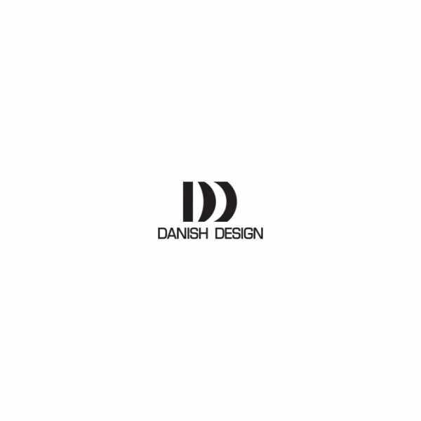 Design Bauhaus Taschenuhr, Quartz, schwarz_10044