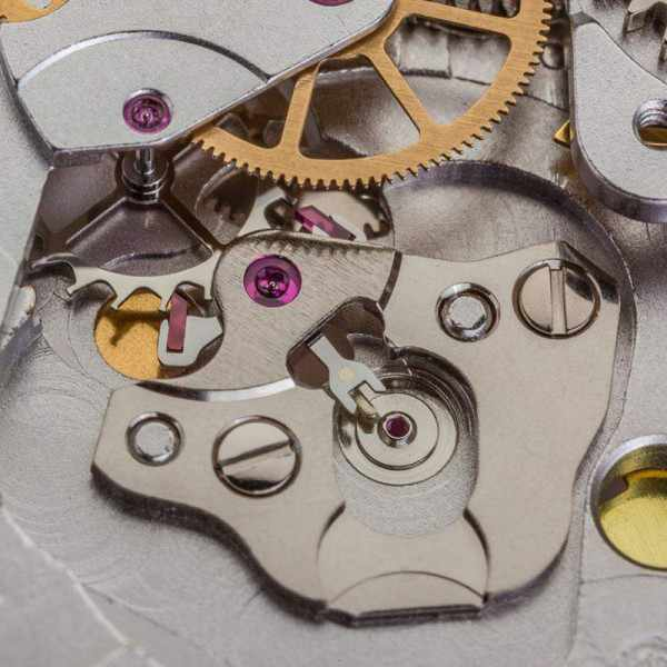 ZENO-WATCH BASEL, Retro Carré, Automatik Uhr, silbergrau_10265