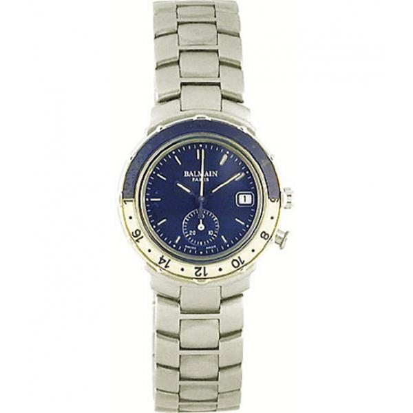 BALMAIN Paris Lady Chrono, Quartzuhr blau_10800