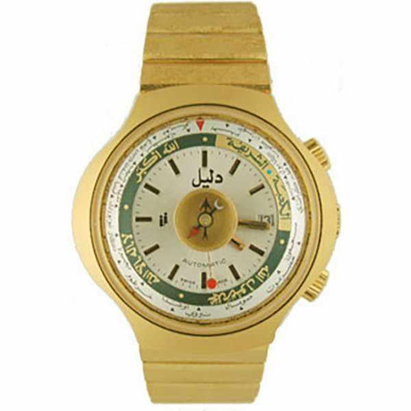 DALIL Swiss, Monte Carlo 2, Kompassuhr, Automatik, gold_10825