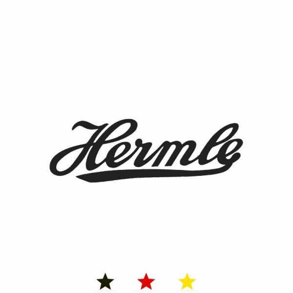 HERMLE, Gotik, kleine Pendeluhr, 8 Tage Skelettuhrwerk_11600