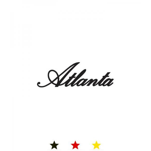 ATLANTA, Classroom XL, Silent Quartz, Wanduhr 40cm_11691
