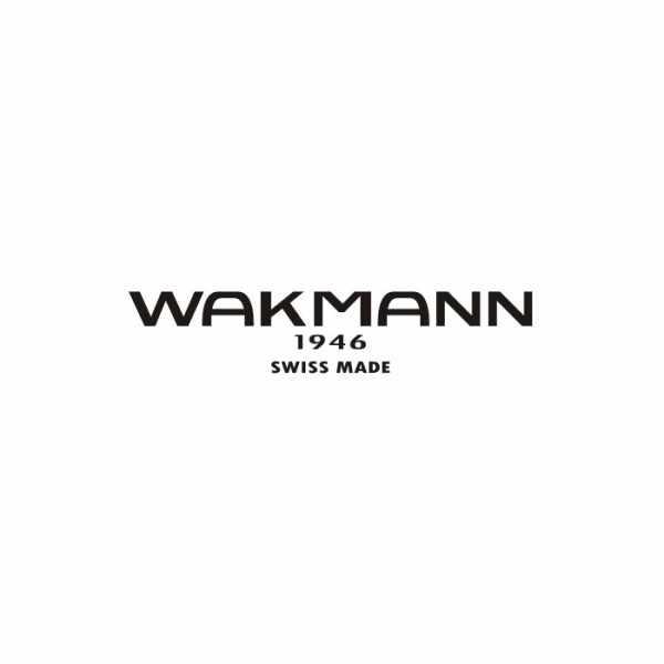 WAKMANN. NOS, mechanische Handstoppuhr, White Star_11802