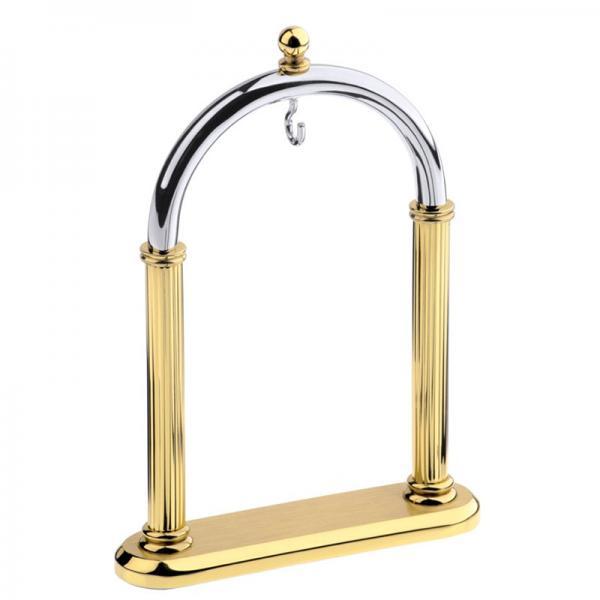 Taschenuhrständer, Arc silber/gold_11992