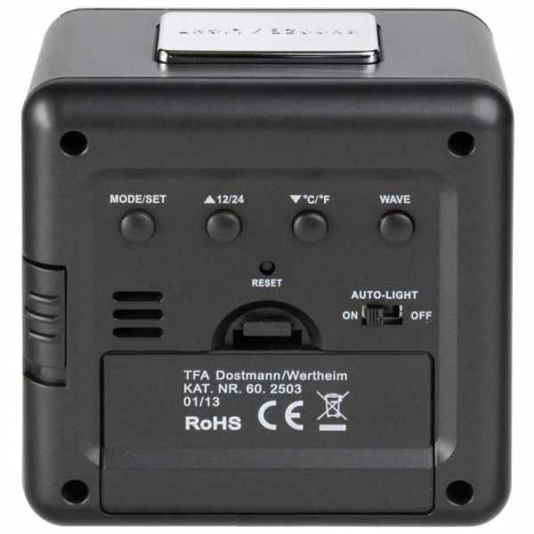 TFA Light-Power LCD Funkwecker mit Temperaturanzeige_1220
