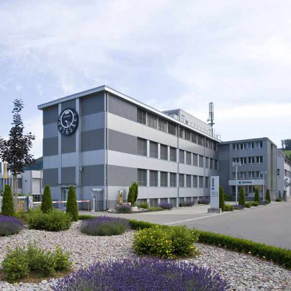 ZENO-WATCH BASEL, Bauhaus Damenuhr Quartz schwarz_12481
