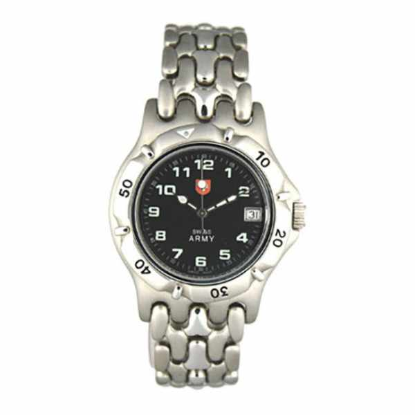 SWISS ARMY, Spirit Small, Quartzuhr, schwarz_12713