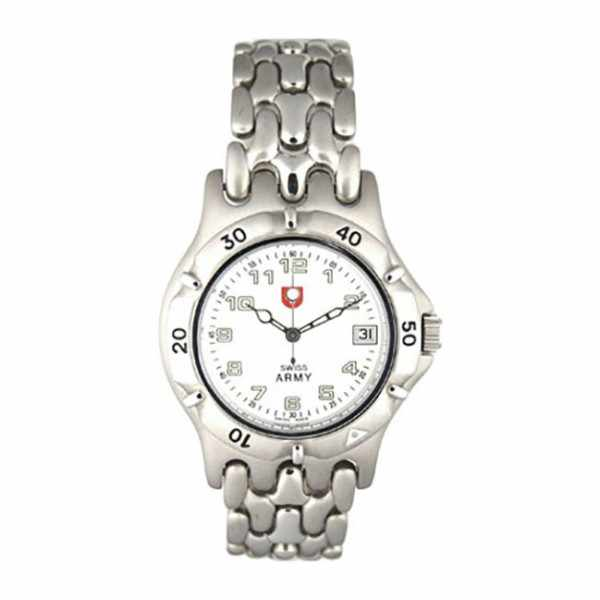 SWISS ARMY, Spirit Small, Quartzuhr, weiss_12715