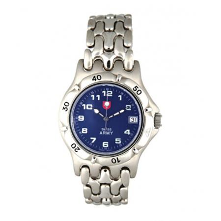 SWISS ARMY, Spirit Lady, Quartzuhr, blau_12716
