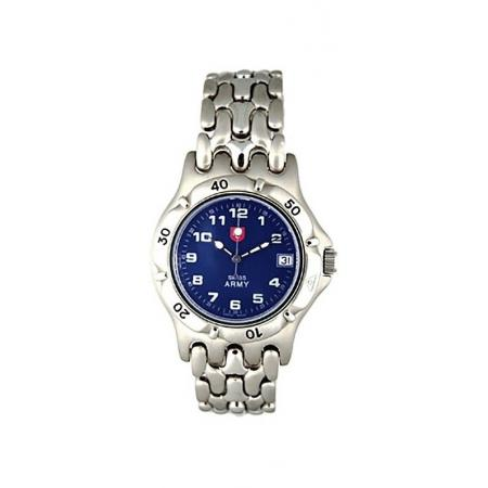 SWISS ARMY, Spirit Small, Quartzuhr, blau
