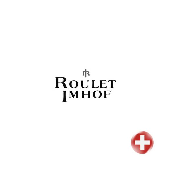 JEAN ROULET, Art et Temps, Walter Mafli, Tischuhr Quartz, chromé_13886