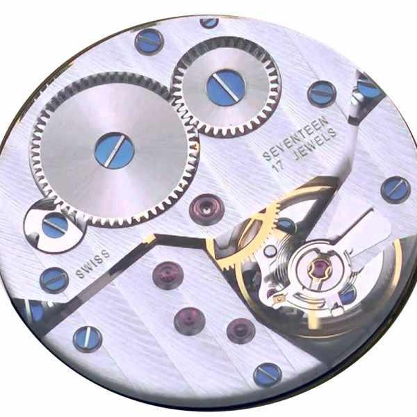 ZENO-WATCH BASEL, Retro Oversized, Vollkalenderuhr Sternzeichen_14019