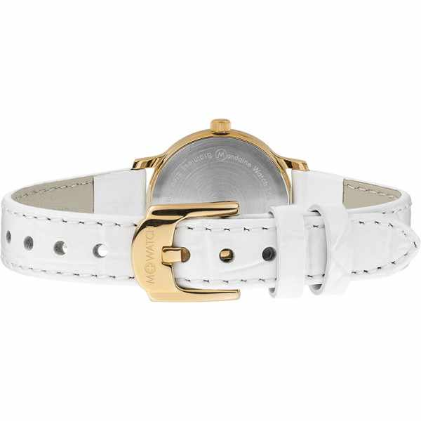 M-WATCH, Elegance 25, Swiss Quartzuhr, weiss_14604