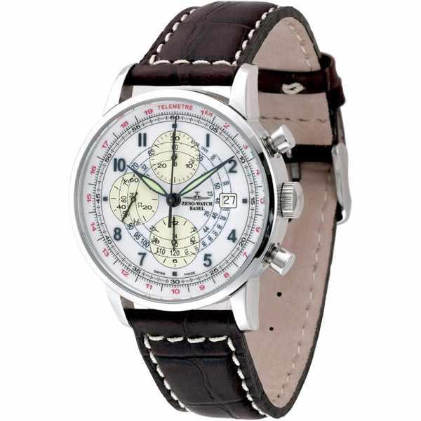 ZENO-WATCH BASEL, Telemeter Automatik Chronograph_14793
