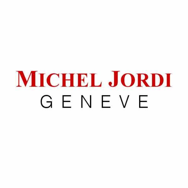 MICHEL JORDI Uhrenband Leder 20mm, schwarz_15203