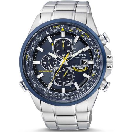 CITIZEN Blue Angels Promaster, Worldtime Chrono, Eco Drive Funkuhr