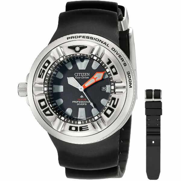 CITIZEN Promaster Sea, Professional Taucheruhr, Eco Drive Solar 300m_15331