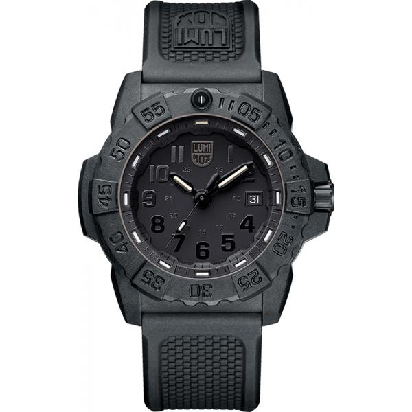 LUMINOX, Sea, Navy Seals EVO, Taucheruhr schwarz_15347