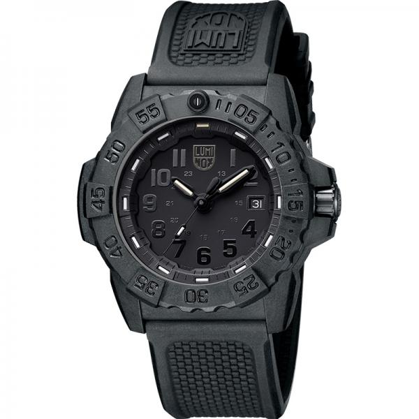 LUMINOX Navy Seals EVO, Taucheruhr schwarz_15348