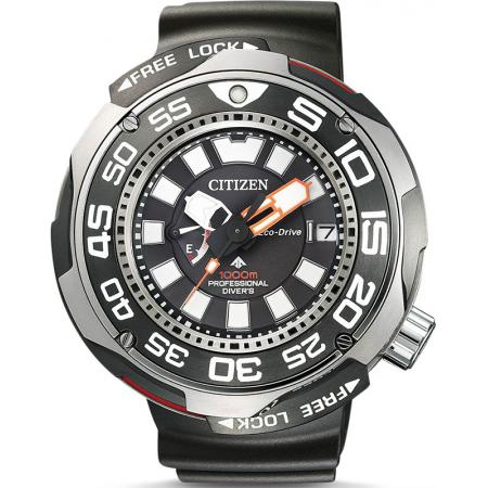 CITIZEN, Promaster Sea, Professional Taucheruhr, Eco Drive Solar, 1000m_15557