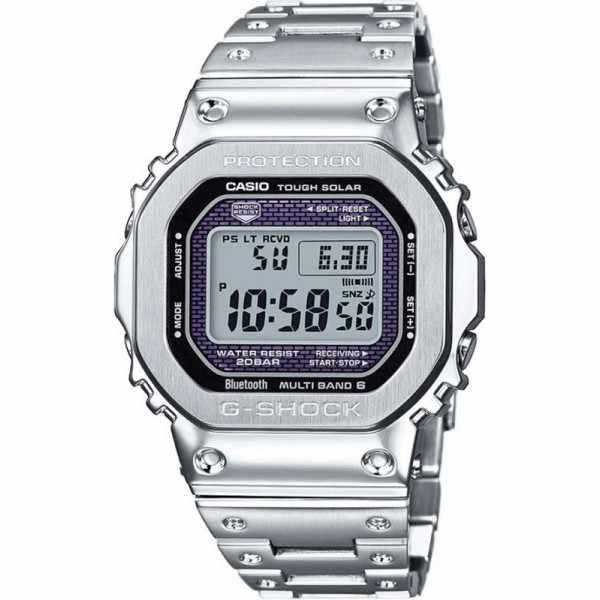 G-SHOCK Bluetooth Digital-Funkuhr Limited Edition silver_16130
