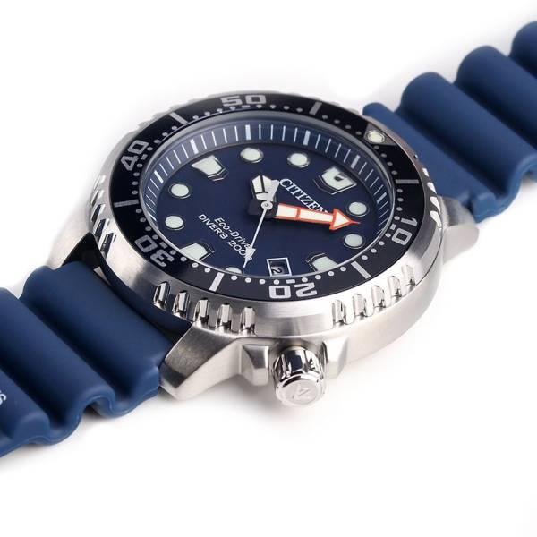 CITIZEN Promaster Eco-Drive Diver, Solar Taucheruhr, blau_16477