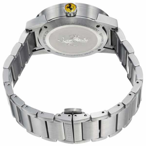 Ferrari, Granturismo, Chronograph, Quartzuhr Stahlband_1656