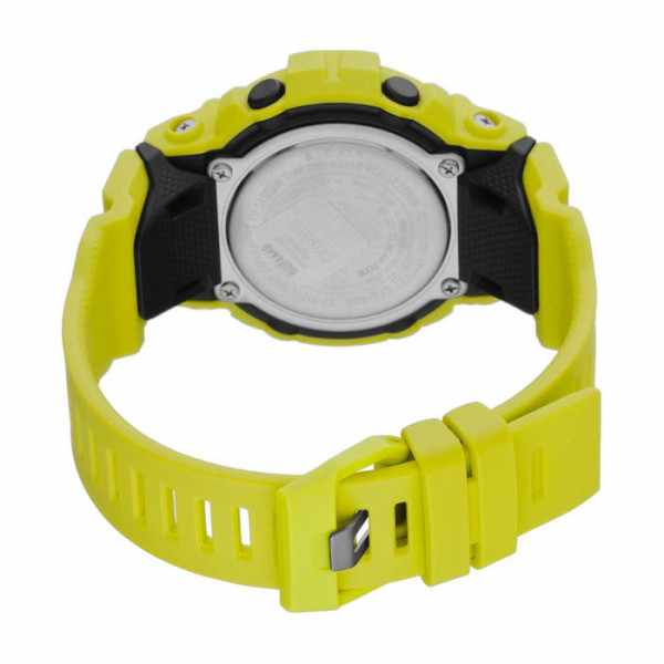 G-SHOCK Bluetooth Stepptracker Digitaluhr, gelb_16572