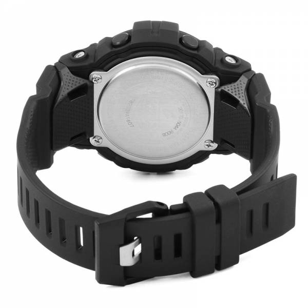G-SHOCK Bluetooth Stepptracker Digitaluhr, schwarz_16606