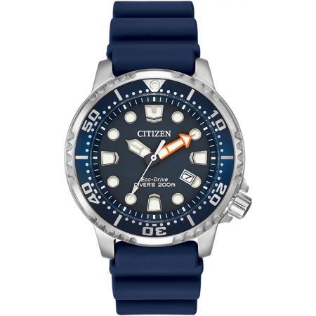 CITIZEN Promaster Eco-Drive Diver, Solar Taucheruhr, blau_16987