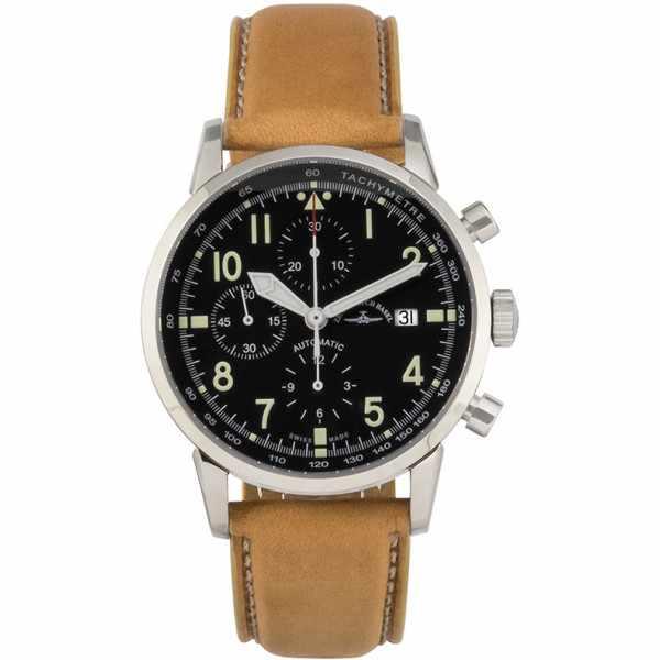 ZENO-WATCH BASEL, Magellano Pilot Navigator Chronograph_17018