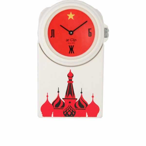 LE CLIP Klippuhr, Fun, Moscow_17143