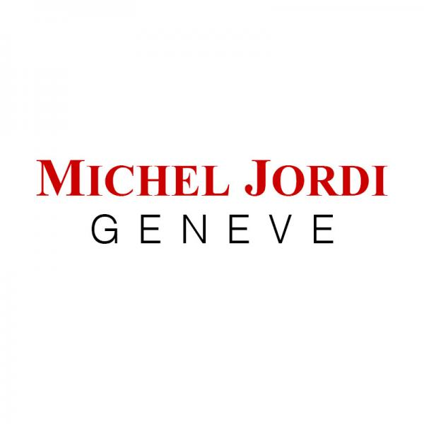MICHEL JORDI Uhrenband Leder 18mm, schwarz_17246
