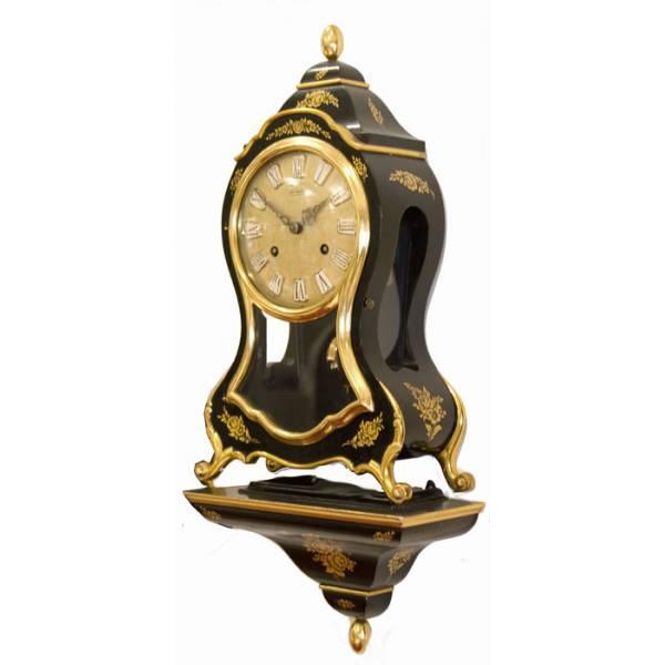 LE CASTEL, Neuenburger Pendule, Duchesse, 58cm, schwarz - OCCASION_1728