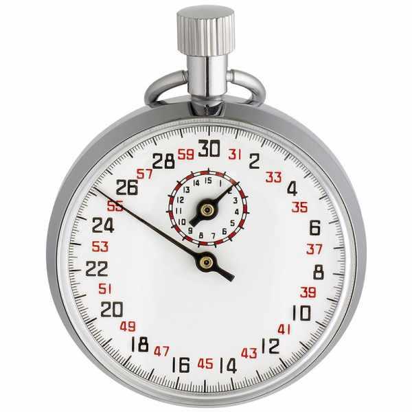 TFA mechanische Handstoppuhr, Classic 30 Sekunden_17768