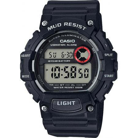 CASIO Sport-Digitaluhr mit Vibrationsalarm Mud Resist_18028