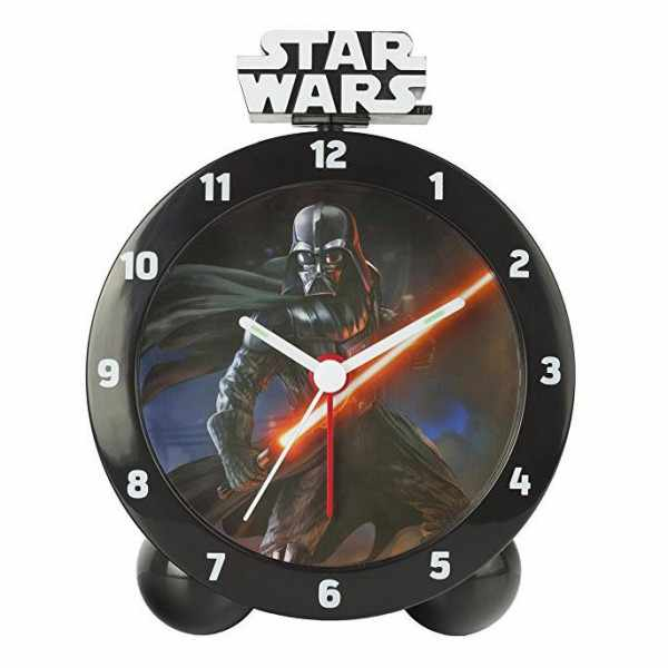 DISNEY Star Wars Kinderwecker Darth Vader_18216