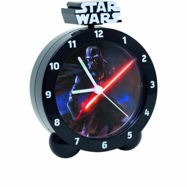 DISNEY Star Wars Kinderwecker Darth Vader_18220