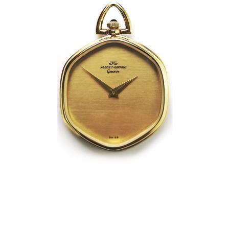 Modische Anhängeuhr Handaufzug, Museum gold_18331