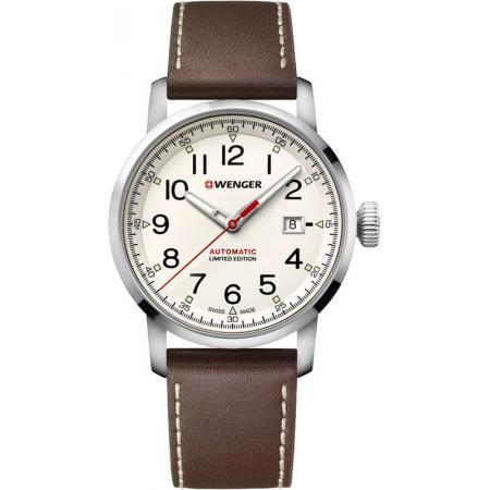 Wenger Attitude Heritage Automatik Uhr, Limited Edition_18395