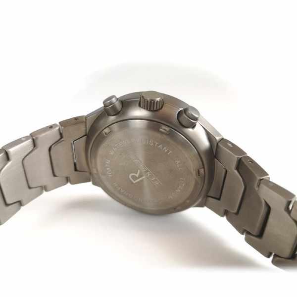RENDEX, Tachymeter Chronograph Titan Quartzuhr_19021