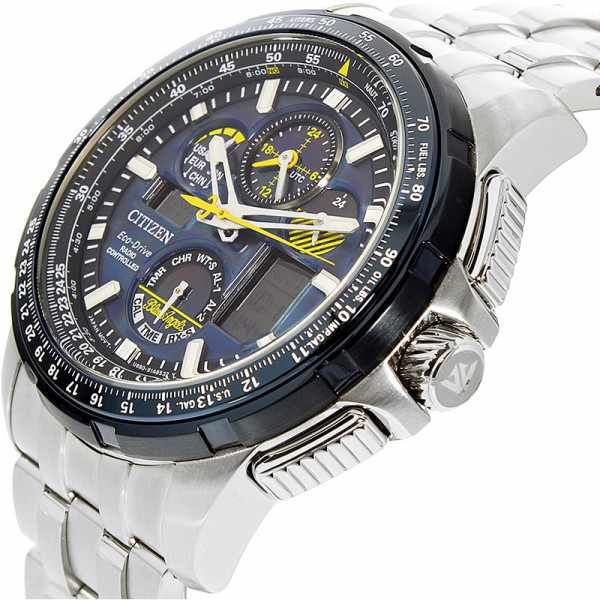 CITIZEN Blue Angels Promaster, Super Skyhwak, Eco Drive Funkuhr_19624