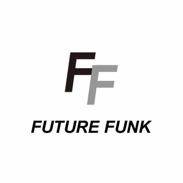 FUTURE FUNK Retro Digitaluhr Quartz, FF103 Stahl schwarz_20167