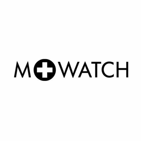 M-WATCH Elegance 35, Schweizer Quartzuhr weiss_20282