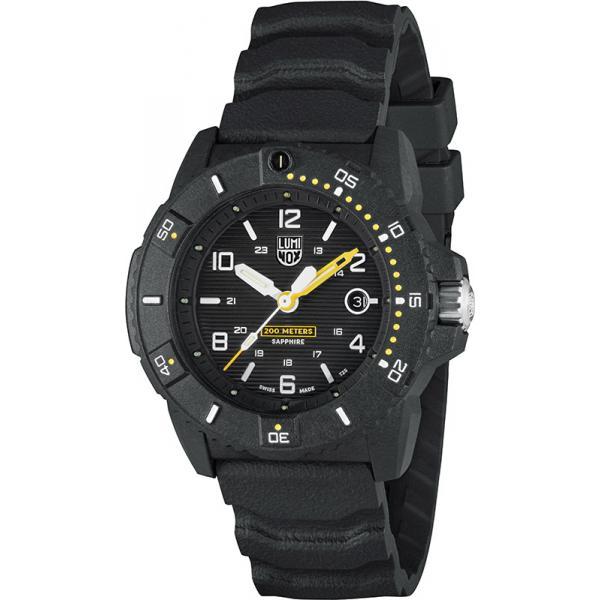 LUMINOX Navy Seals Carbonox Saphir, schwarz_20370