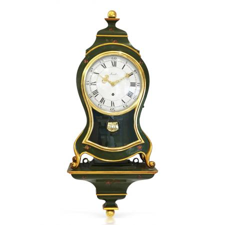 ZENITH Occasion Neuenburger Pendule, Louis XVI grün_20871