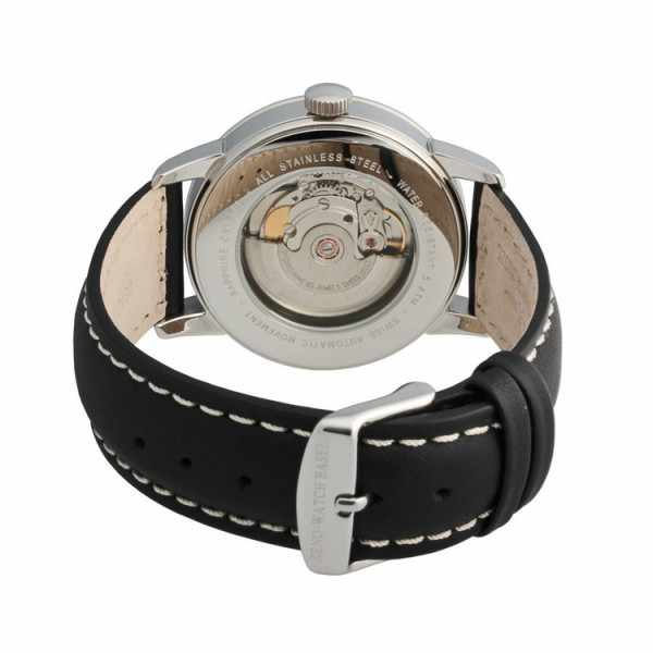 ZENO-WATCH BASEL, Godat I, Automatik Regulator, Edelstahl_21145