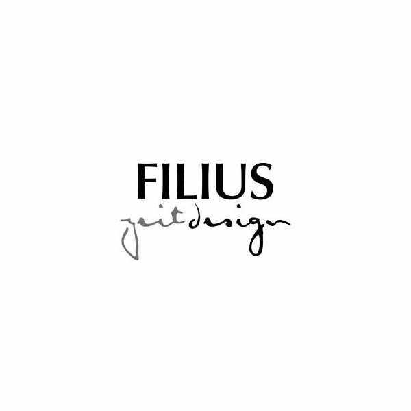 FILIUS Zeitdesign Funk-Wanduhr weiss_21274