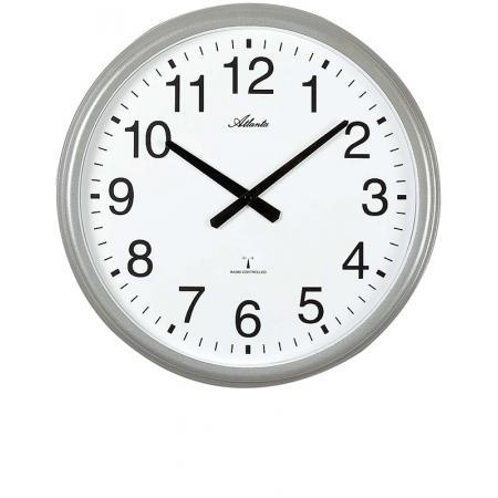 ATLANTA Funkwanduhr: Wetterresistente Uhr für drinnen und draussen