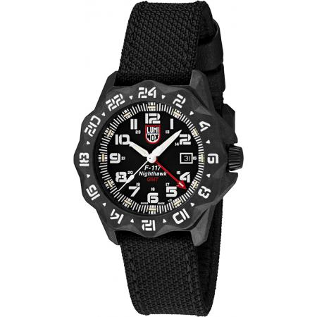 LUMINOX F-117 Nighthawk, GMT Dualtime_21552